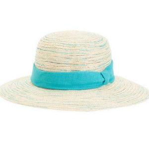GALLIANO SORBATTI Hat With Linen Trim